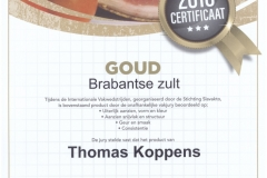 Brabantse Zult [GOUD]